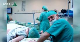 באיזה סוג של הרדמה מבוצע ניתוח קיסרי ולמה?